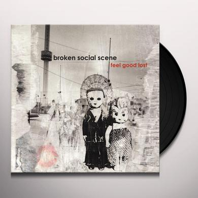 Broken Social Scene FEEL GOOD LOST Vinyl Record