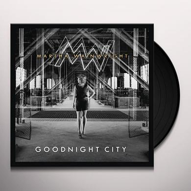 Martha Wainwright GOODNIGHT CITY Vinyl Record - 180 Gram Pressing, Digital Download Included