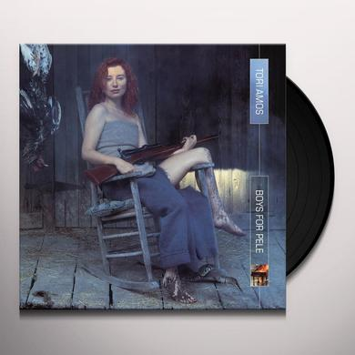 Tori Amos BOYS FOR PELE Vinyl Record