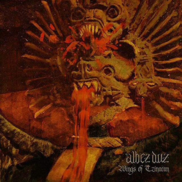 ALBEZ DUZ WINGS OF TZINACAN Vinyl Record