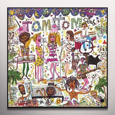 TOM TOM CLUB Vinyl Record - Colored Vinyl, Green Vinyl