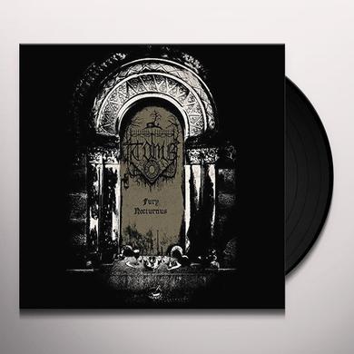 T.O.M.B. FURY NOCTURNUS Vinyl Record