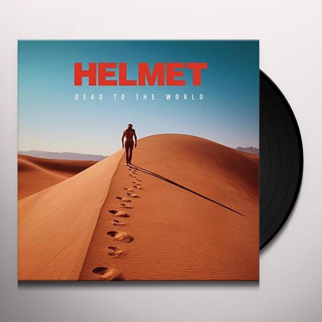 Helmet DEAD TO THE WORLD Vinyl Record