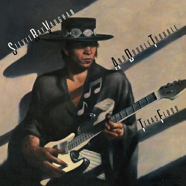 Stevie Ray Vaughan TEXAS FLOOD Vinyl Record - 200 Gram Edition