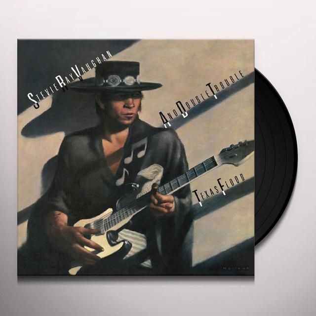 Stevie Ray Vaughan TEXAS FLOOD Vinyl Record - 200 Gram Edition