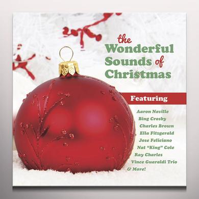 WONDERFUL SOUNDS OF CHRISTMAS Vinyl Record - Colored Vinyl, 180 Gram Pressing