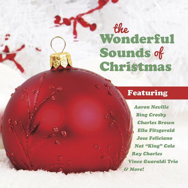 WONDERFUL SOUNDS OF CHRISTMAS Vinyl Record - Colored Vinyl, 180 Gram Pressing