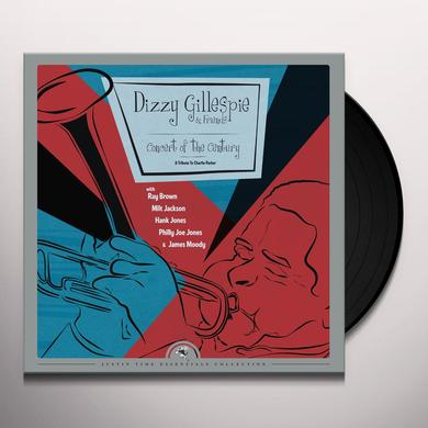 Dizzy Gillespie & Friends CONCERT OF THE CENTURY - TRIBUTE TO CHARLIE PARKER Vinyl Record
