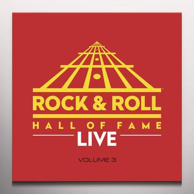 ROCK & ROLL HALL OF FAME 3 / VARIOUS (BLK) (BLUE) ROCK & ROLL HALL OF FAME 3 / VARIOUS Vinyl Record