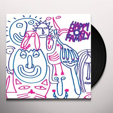 Monomyth HAPPY POP FAMILY Vinyl Record