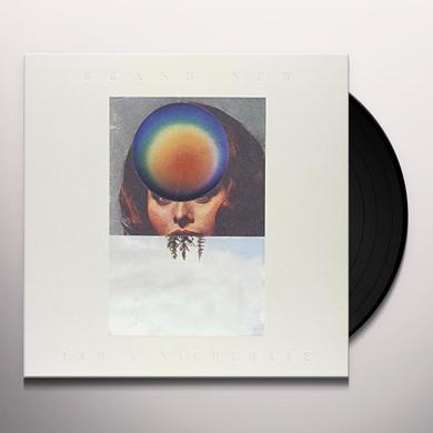 Brand New I AM A NIGHTMARE Vinyl Record