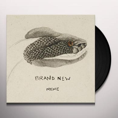 Brand New MENE Vinyl Record