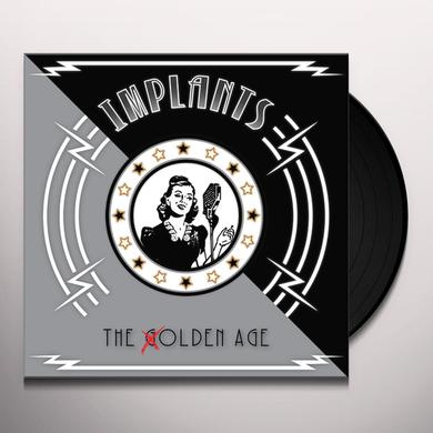 IMPLANTS OLDEN AGE Vinyl Record