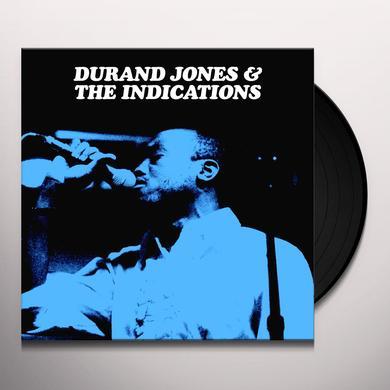 DURAND JONES & THE INDICATIONS Vinyl Record - Black Vinyl, Gatefold Sleeve