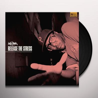 Lewis Parker RELEASE THE STRESS Vinyl Record