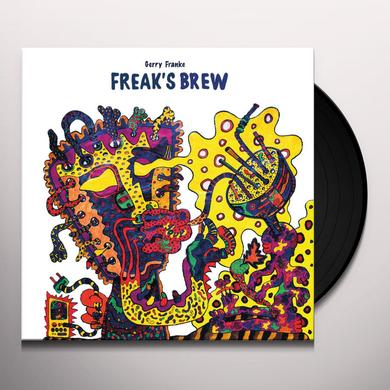 Gerry Franke FREAK'S BREW Vinyl Record