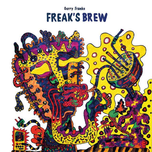 FRANKE,GERRY FREAK'S BREW Vinyl Record