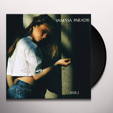 Vanessa Paradis M&J Vinyl Record