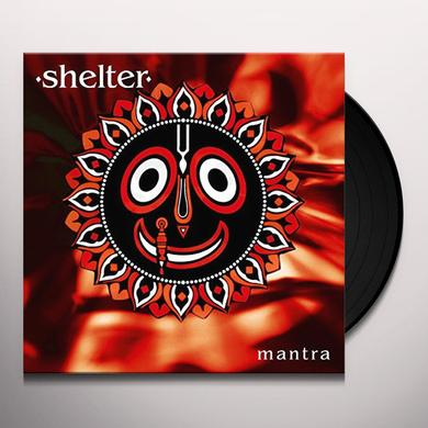 Shelter MANTRA Vinyl Record - Holland Import