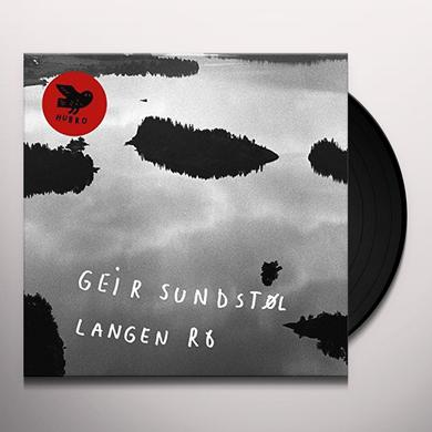 Geir Sundstol LANGEN RO Vinyl Record