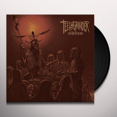 TEETHGRINDER NIHILISM Vinyl Record - UK Import