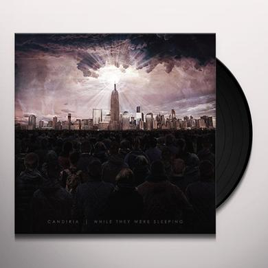 Candiria WHILE THEY WERE SLEEPING Vinyl Record - UK Import