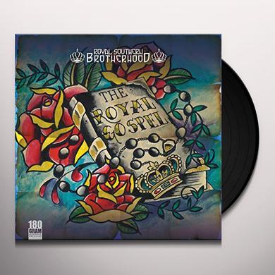 Royal Southern Brotherhood ROYAL GOSPEL Vinyl Record - UK Import