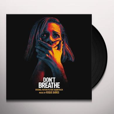 ROQUE BANOS (UK) DON'T BREATHE / O.S.T. Vinyl Record - UK Import