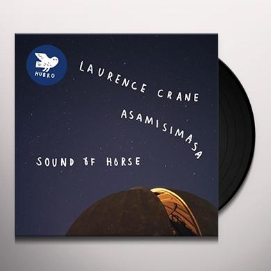 Laurence Crane & Asamisimasa SOUND OF HORSE Vinyl Record - UK Import