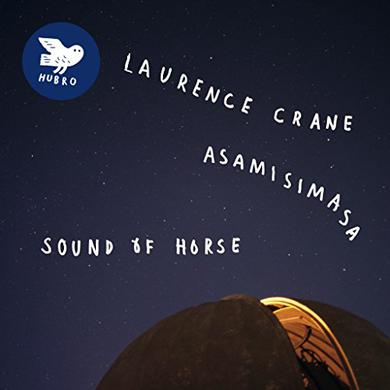 Laurence Crane & Asamisimasa SOUND OF HORSE Vinyl Record