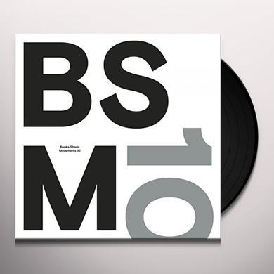 Booka Shade MOVEMENTS 10 (BOX) Vinyl Record - UK Import