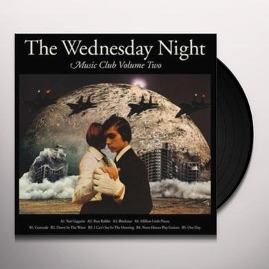 WEDNESDAY NIGHT MUSIC CLUB VOLUME TWO Vinyl Record - Australia Import