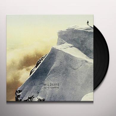 Wildlife AGE OF EVERYTHING Vinyl Record