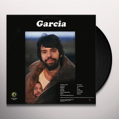 Chris Garcia LAUGHING & CRYING AT THE SAME TIME Vinyl Record - Canada Import