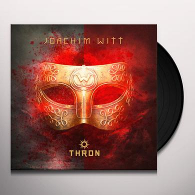 Joachim Witt THRON Vinyl Record