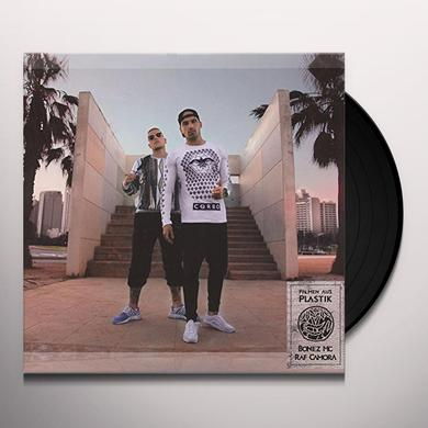 BONEZ MC & RAF CAMORA PALMEN AUS PLASTIK Vinyl Record