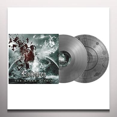 Evergrey STORM WITHIN: SILVER VINYL  (SLV) (GER) Vinyl Record - Colored Vinyl