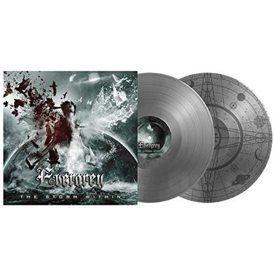 Evergrey STORM WITHIN: SILVER VINYL Vinyl Record