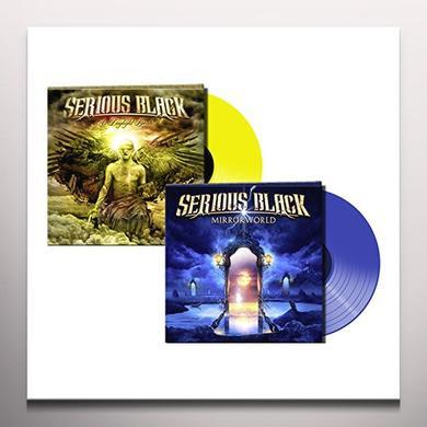 Serious Black MIRRORWORLD: COLORED VINYL  (GER) Vinyl Record - Colored Vinyl