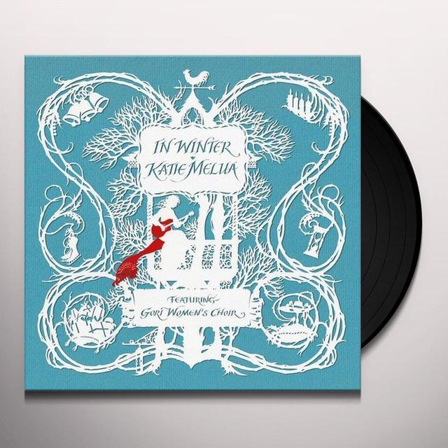 Katie Melua IN WINTER (HK) Vinyl Record