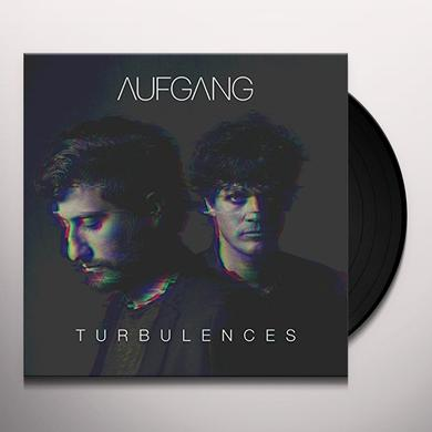 Aufgang TURBULENCES (FRA) Vinyl Record
