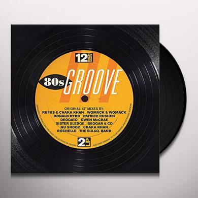 12 INCH DANCE: 80S GROOVE / VARIOUS (UK) 12 INCH DANCE: 80S GROOVE / VARIOUS Vinyl Record - UK Import