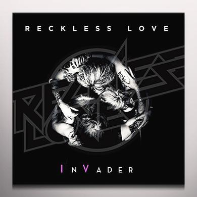 Reckless Love INVADER Vinyl Record