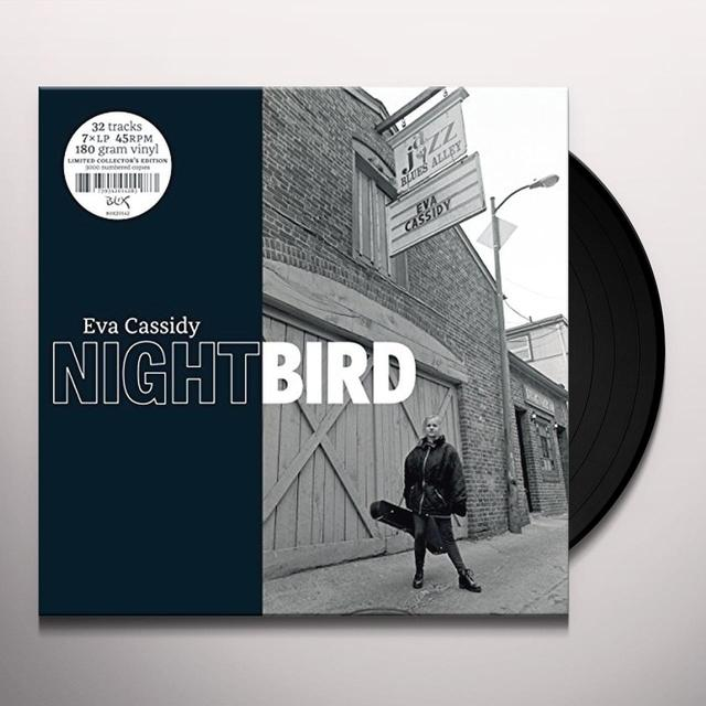 Eva Cassidy NIGHTBIRD Vinyl Record - UK Import