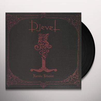 DJEVEL NORSKE RITUALER (GATEFOLD - KUN NORGE) Vinyl Record
