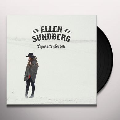 Ellen Sundberg CIGARETTE SECRETS Vinyl Record
