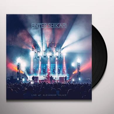 Enter Shikari LIVE AT ALEXANDRA PALACE Vinyl Record - UK Import