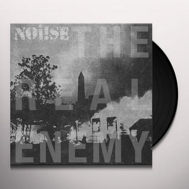 Noi!se REAL ENEMY (SLV) Vinyl Record - Digital Download Included