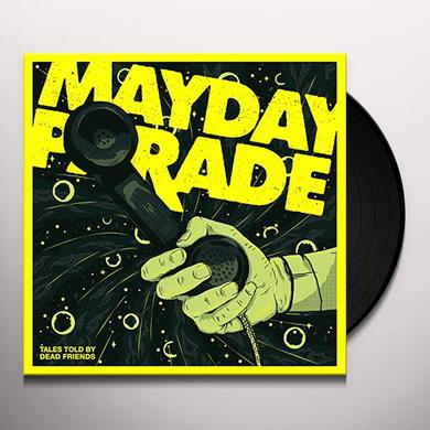 Mayday Parade TALES TOLD BY DEAD FRIENDS Vinyl Record