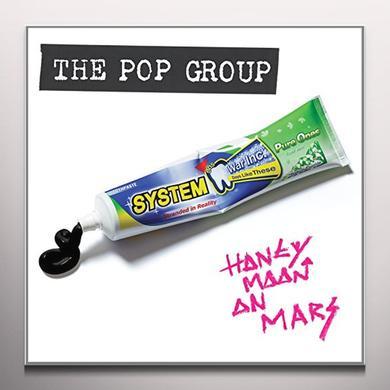 POP GROUP HONEYMOON ON MARS Vinyl Record